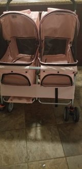 Small pet double stroller in Clarksville, Tennessee