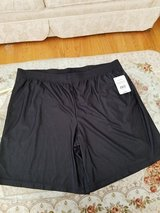Men's Athletic Shorts Brand New With Tags Size 2XL (44-46) in Plainfield, Illinois