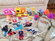 Free Toys (Mostly McDonalds Happy Meal Toys) in Chicago, Illinois