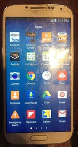 Verizon Galaxy s4...16 Gb in Fort Campbell, Kentucky