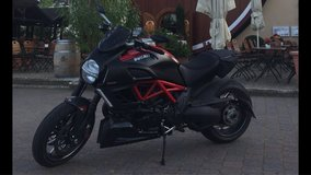 Ducati Diavel Carbon in Ramstein, Germany