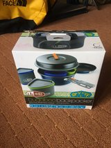 camping cookware brand new in box in Ramstein, Germany