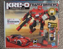 NEW KRE-O Transformers Sideswipe Construction Set in Kingwood, Texas