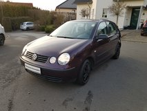 2002 VW POLO 1,2 * A/C &Heater * 5 DOOR in Spangdahlem, Germany