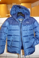 Boys Winter Jacket - by Here + There - Size 140 in Ramstein, Germany