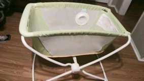 Portable Fisher-Price Bassinet in Fort Hood, Texas