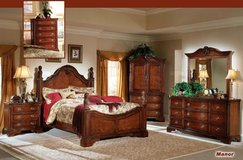 MOVING MUST GO!!! Thomasville 7 piece Queen Size Bedroom Set in Fort Campbell, Kentucky