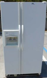 25 CU. FT. KENMORE SIDE-BY-SIDE REFRIGERATOR in Camp Pendleton, California