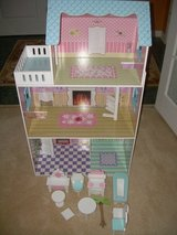 DOLL HOUSE WITH FURNITURE--STILL AVAILABLE in Warner Robins, Georgia
