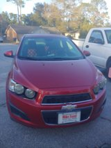 2013 Chevy sonic in Hinesville, Georgia
