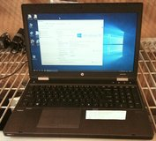 "hp ProBook 6565b 15.6"", AMD A4, 8GB RAM, 320 HDD, Win10 64-bit in Tacoma, Washington"