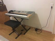 Keyboard: Yamaha YPG-635 in Stuttgart, GE