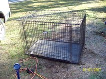 X LARGE DOG CAGE in Hinesville, Georgia