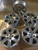2015 Jeep Wrangler OEM wheels in Quantico, Virginia