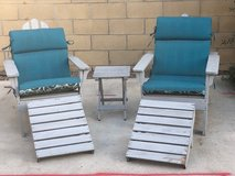 Adirondack Chairs (2) in Huntington Beach, California