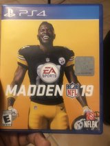 Madden 19 for PS4 in Ramstein, Germany