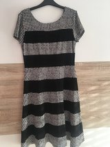Black and Grey Dress in Ramstein, Germany