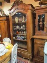 Showcase Glass Cabinet Collector's Cabinet Louis XIV in Baumholder, GE