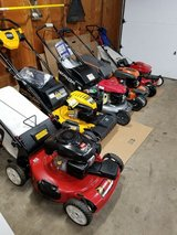 Lawnmowers $235 - $335 in Naperville, Illinois