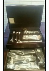 French chippendale silverware and silver chest in Macon, Georgia