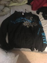 Ed Hardy hoodie in Bartlett, Illinois