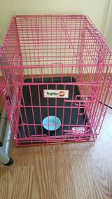 "24"" Aspen PINK 2 door dog cage NEW in Warner Robins, Georgia"