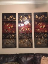 3 Panels - Painting Decor in Kingwood, Texas