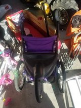 Single jogging stroller in Beaufort, South Carolina