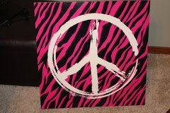 Picture - Peace Canvas in Joliet, Illinois