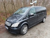 2011 Mercedes Viano 8 pax in Ramstein, Germany