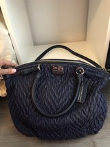 Authentic Unique Navy Coach Bag in Ramstein, Germany