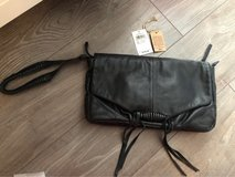 Lucky Brand Leather Clutch in Ramstein, Germany