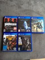PS4 GAMES in Fort Leonard Wood, Missouri