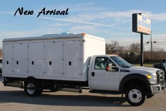 2015 Ford F-550 Refrigerated Box Truck RT10799 in Elizabethtown, Kentucky