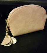 NWOT Light Pink Keychain Change, Card, Ear buds, etc. Purse in Fort Leonard Wood, Missouri