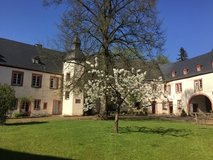 1,500 sqft 3-bedroom apartment in medieval castle just 10min from Main gate in Spangdahlem, Germany