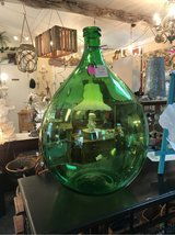 Large Green Wine Bottle in The Woodlands, Texas