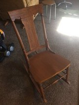 Small Antique Rocking Chair in Vacaville, California