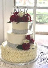 Cakes, cupcakes and dessert tables for weddings, birthday or any occasion in Houston, Texas