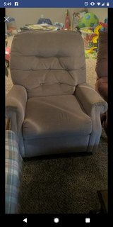 tan recliner in Warner Robins, Georgia
