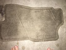 CHEVROLET SUBURBAN FLOOR MATS AND CARGO MAT (Like New) in Kingwood, Texas