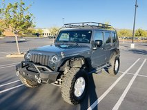 2016 Jeep Wrangler Unlimited Sport S 4wd Rhino in Oceanside, California