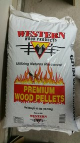 premium wood pellets( 200 lbs)( REDUCED) in Alamogordo, New Mexico