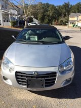 Chrysler sebring convertible in Beaufort, South Carolina