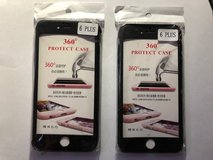 Iphone 6 Plus outer cover with Screen Protectors (2) in Fort Leonard Wood, Missouri