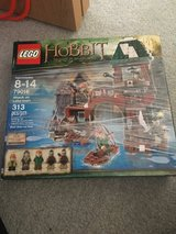 LEGO Attack on Lake-town, Hobbit in Chicago, Illinois