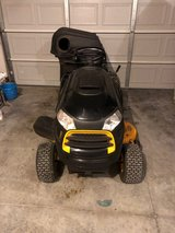 Poulan Pro Ridding Lawn Mower in Fort Riley, Kansas