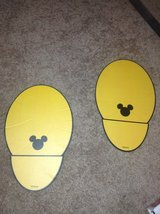Disney Mickey Footprints in Bolingbrook, Illinois