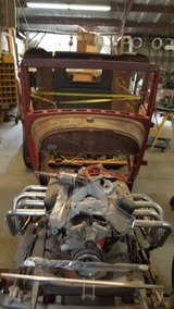 CHEVY BIG BLOCK ROADSTER HEADERS in Alamogordo, New Mexico
