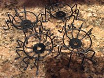 4 spider cupcake holders in Chicago, Illinois